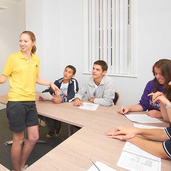 St.Giles Amerika Yaz Okulları