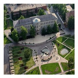 Dunaujvaros Üniversitesi Macaristan