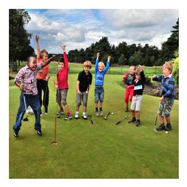Golf ve İngilizce Premium Yaz Okulları