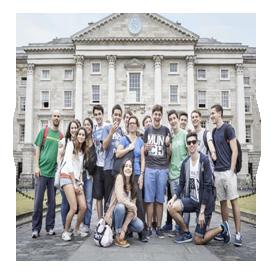 Emerald Cultural Institute İrlanda Yaz Okulları