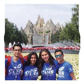 CISS Kanada Yaz Okulları