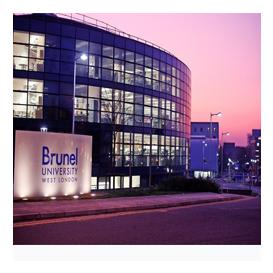 Brunel Üniversitesi İngiltere