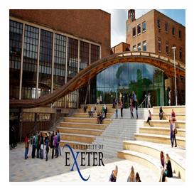 Exeter Üniversitesi İngiltere